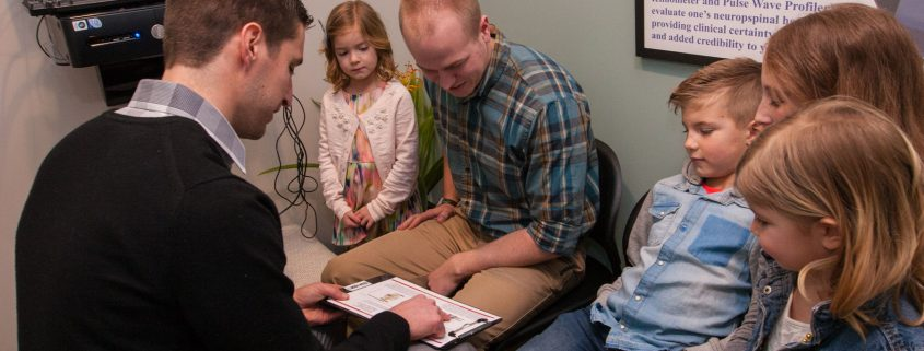 family chiropractic care at Highest Health Chiropractic in Sioux Falls