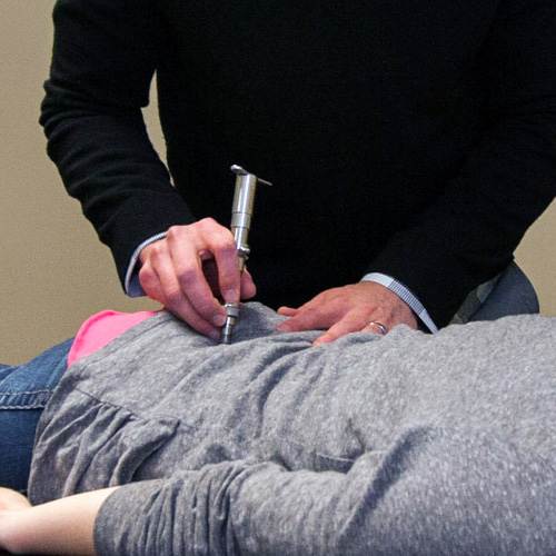 Torque Release technique at Highest Health Chiropractic in Sioux Falls