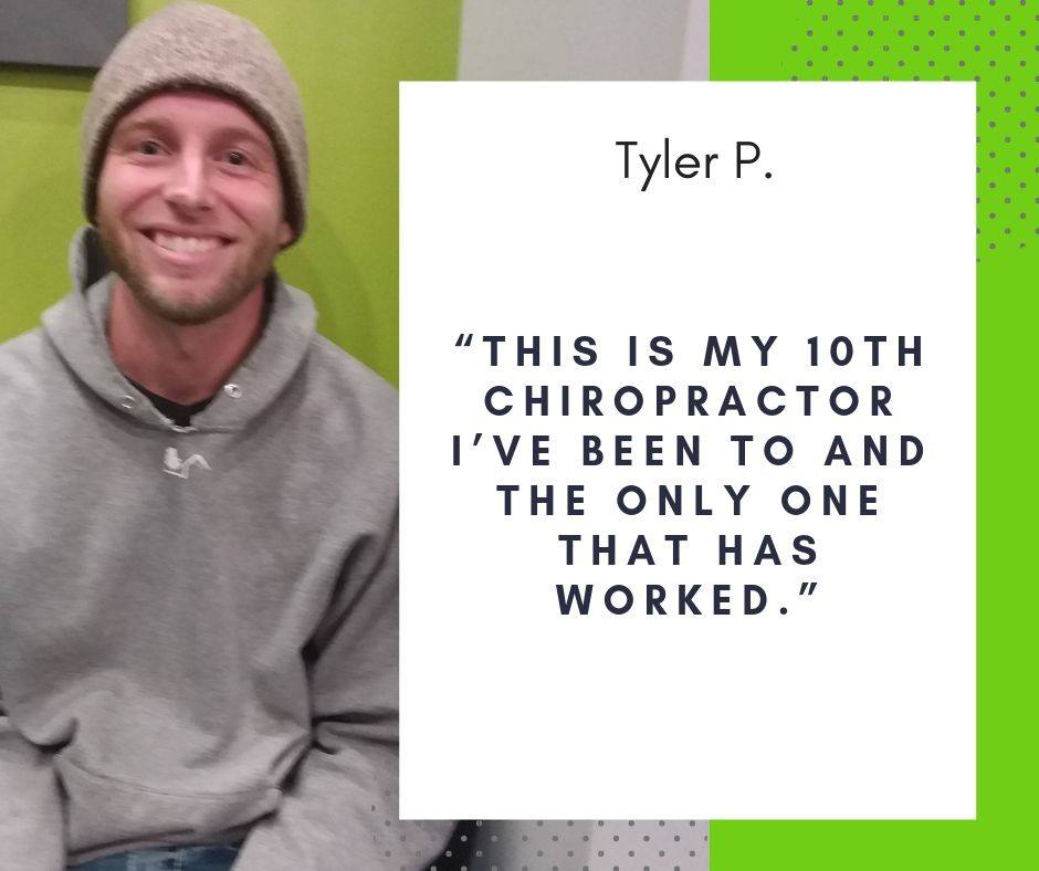 testimonial for highest health chiropractic in sioux falls sd