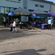 Highest Health Chiropractic, Sioux Falls Back to School Bash - Booths