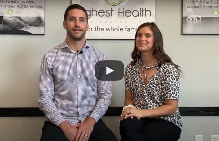 Welcome to Highest Health Chiropractic